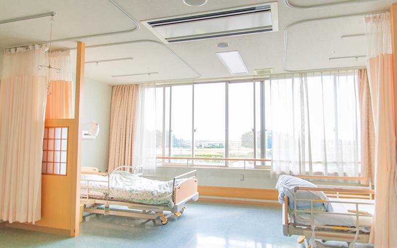 入院生活・面会について