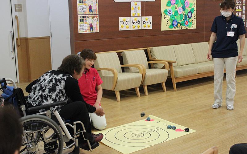 介護老人保健施設 ぶどうの舎