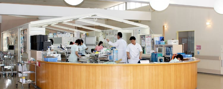 病院について